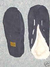 Hausschuhe Größe 38  Pantoffeln Hüttenschuhe Puschen Wildleder Größe 38 neu
