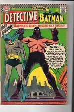 DETECTIVE COMICS # 355 / DC 1966 / V.GOOD+ / HOODED HANGMAN / ZATANNA .