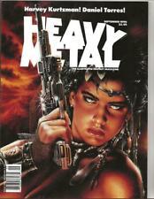 Heavy Metal Magazine Sept 1990 Royo Cover!