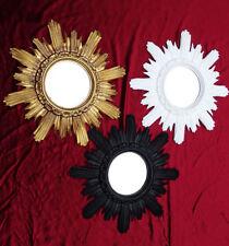 Miroirs ronds muraux pour la décoration intérieure