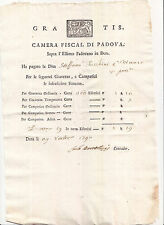 S901-REP.VENETA-PADOVA-RICEVUTA PAGAMENTO 1790