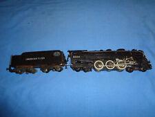 American Flyer #325C NYC Hudson Steam Locomotive & Tender. Runs/Smokes Well.
