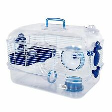 Pet Ting Lilac Hamster Cage - Hamsters - Dwarf Hamster - Mice - Gerbil