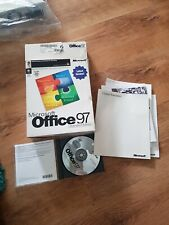 MICROSOFT OFFICE 97 - WORD_ACCESS_EXCEL_POWERPOINT_OUTLOOK