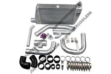 CXRacing Turbo Front Mount Intercooler kit w/BOV For Mitsubishi Lancer RalliArt