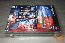 WWE SmackDown vs. Raw: Superstar Series (PlayStation 2, PS2) FACTORY SEALED!