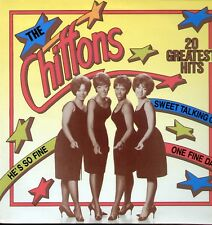 Chiffons - 20 Greatest Hits / Top LP