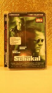 Der Schakal - Cine Collection  //  Richard Gere und Bruce Willis