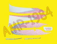 SERIE ADESIVI DECALCO CODONE APRILIA RS 125 2003 NERO SBK  AP8177509