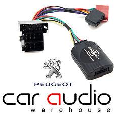 Peugeot 206 1998-2002 PIONEER Car Stereo Radio Steering Wheel Interface