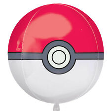 "Pokemon 15"" Amscan Licensed Orbz Foil Balloon Requires Helium"