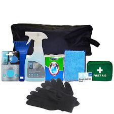 Car Winter Kit - De Icer, Ice Scrapper, Demist Pad, Winter Gloves, First Aid Kit