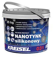 Render Silicone Thin-Layer Nano-Render White 1mm 25kg Kreisel Protect 031