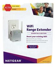 Netgear AC750 WiFi Dual Band Signal Range Extender Wireless Home Network