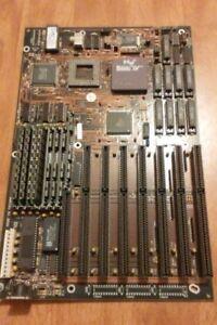 FIC 486SC-P Motherboard 20MB Ram 8 ISA SLots Intel 486 New battery Symphony chip