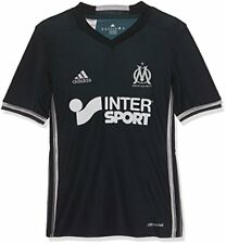Adidas Olympique Marseille Maillot de Football Garçon Night Navy Matte...