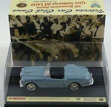 LANCIA B24 SPIDER AMERICA 1956 VETERAN CAR CLUB COMO  BRUMM 1/43