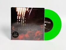 """Death Cab For Cutie - Crooked Teeth 7"""" GREEN Vinyl In Poster Sleeve - RARE"""