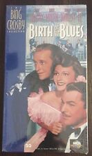 BIRTH OF THE BLUES VHS - 1941 BING CROSBY Collection - NEW 5058
