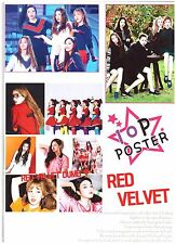 "Red Velvet Poster 10pce 2017 K-POP  8.7*11.8"" (22*30cm)"