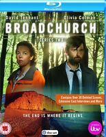 Broadchurch  Series Two Blu-ray DVD Region 12