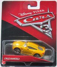 NEW, SEALED! Disney/Pixar Cars 3 Movie Die-Cast CRUZ RAMIREZ Toy Vehicle, Yellow