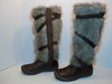 Timberland Earth keepers anti fatigue Fir womans boots size 7 # 1623R