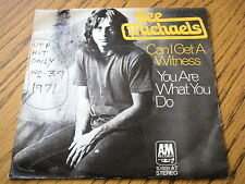 """LEE MICHAELS - CAN I GET A WITNESS  7"""" VINYL PS"""