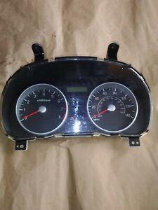 2007 Hyundai Accent Speedometer Cluster