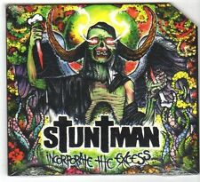 (EV147) Stuntman, Incorporate The Excess - sealed CD