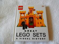 LEGO Book - Great Lego Sets, A Visual History
