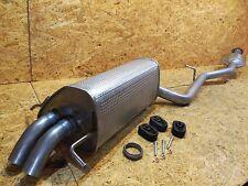 Mercedes-Benz C 180 200 230 Kompressor (W203 ) kompl. Abgasanlage E-geprüft