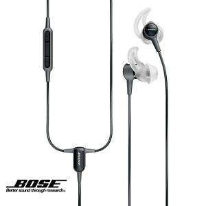 Bose SoundTrue Ultra In-Ear Binaural Wired Charcoal – Headphones - ANDROID - IOS
