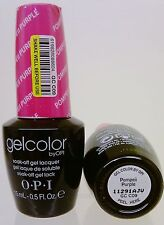 Gelcolor - POMPEII PURPLE  ** GC C09 opi .5oz**