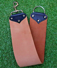 Windrose Extra Wide Leather Strop Straight Razor Sharpening Strop