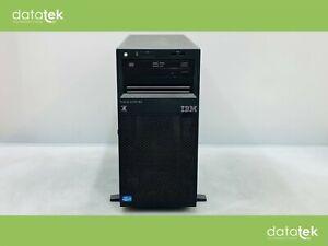 IBM X3300 M4 -1 x E5-2407, 8GB, SERVERAID M1115, DVD, 8 x SFF Tower Server