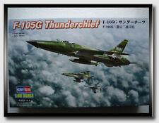 HobbyBoss Model Kit 1/48 F-105g Thunderchief HB80333