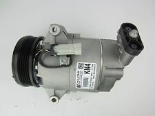 Saturn Astra 2008 A/C Compressor with Clutch New Premium Aftermarket