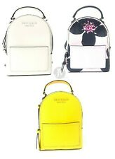 Kate Spade New York Cameron Leather Mini Convertible Backpack Bag