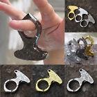 Portable Self-defense Survival Tool Skull Key Chain Broken Window Escape Hammers