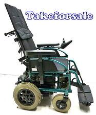 Elektrorollstuhl Meyra Power Primus 2.432 Faltbar Rollstuhl Akkus NEU TFS847