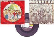 """PICCOLO CORO DELL'ANTONIANO Din Don Dan (1965) Vinyl 7"""" 45 RPM - CRA 91947"""