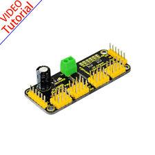 New! 16-Channel Servo Driver Board for Arduino 12-BIT PWM-12C Interface