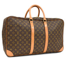 Auth LOUIS VUITTON Monogram  Sac 48 heures M41382 Traveling bag Brown Canvas