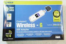Linksys WUSB54GC USB Wierless Adapter