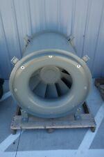 Greenheck Model: QEID-22-100-A100-HTUL Mixed Flow Fan Blower 1725RPM