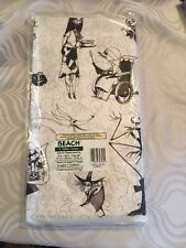 New Vintage Disney Beach Brand Nightmare Before Christmas Tablecloth table cover