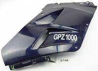 Kawasaki GPZ 1000 RX ZXT00A Bj.87 - Seitenverkleidung Verkleidung rechts