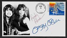 Ltd. Edt. Randy Rhoads Ozzy Osbourne Collector Envelope repro autograph 1101
