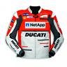 Ducati Motorbike Leather Jacket ( Sizes US XS to XXXL )
